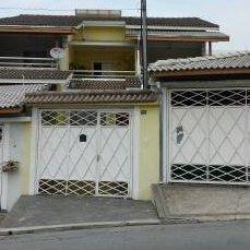 Sobrado A Venda No Bairro Vila Flórida Em Guarulhos - Sp.  - 420-1
