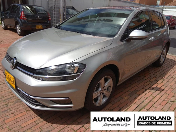 Volkswagen Golf Comfortline 1.4 Turbo At