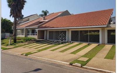 Casa Para Locação No Alphaville Residencial 1, Alphaville - Ca0209