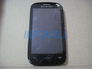 Defeito Celular Alcatel One Touch Pop C1