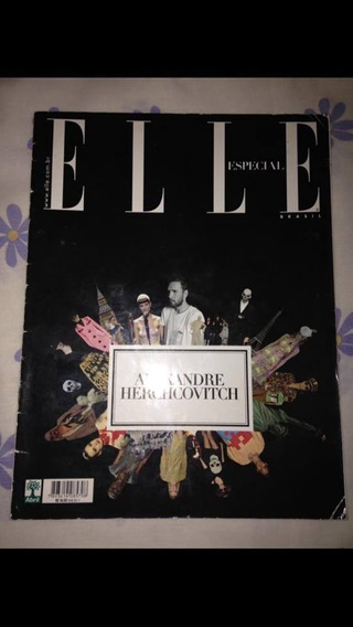 Elle Ed.1 Alexandre Herchcovitch Usada Frete Gratis R$29,98