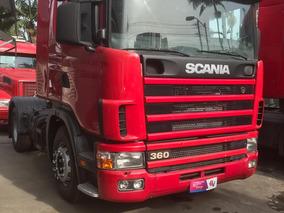 Scania R124 360 4x2 2004