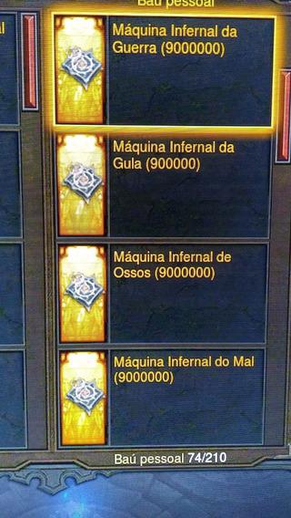 Pack Itens Diablo 3 Para Ps3