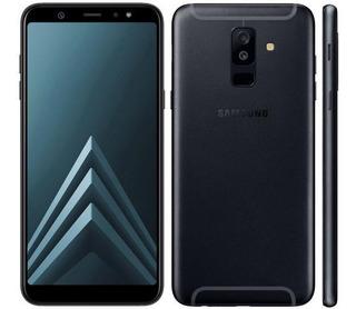 Smartphone Samsung Galaxy A6+ Lte Dual Sim 32gb 6.0 - Preto