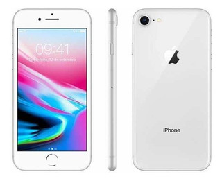 iPhone 8 64gb Original Vitrine Garantia+brindes 12x Sem Juro