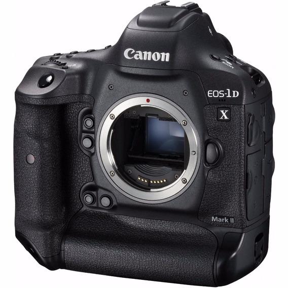 Câmera Profissional Canon Dslr Eos 1dx Mark Ii Somente Corpo