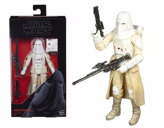 Boneco Star Wars The Black Series - Snowtrooper Com Rifle