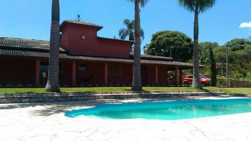 Imagem 1 de 14 de Linda Chacara 2.950m2 A Venda Em Pinhalzinho Sp