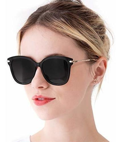 Gafas Mujer Proteccion Uv Moderna Envio Gratis