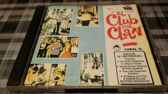 El Club Del Clan - 2 Cd Originales - Palito Ortega Y Mas