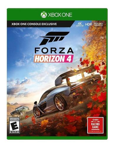 Imagen 1 de 3 de Forza Horizon 4 Standard Edition Microsoft Xbox One  Físico