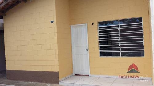 Imagem 1 de 14 de Casa Com 3 Dormitórios À Venda, 69 M² Por R$ 320.000,00 - Conjunto Residencial Trinta E Um De Março - São José Dos Campos/sp - Ca1130
