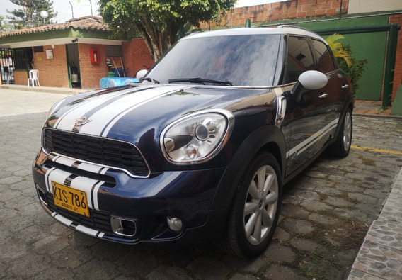 Mini Cooper S Countryman 1.600cc Turbo. 2011