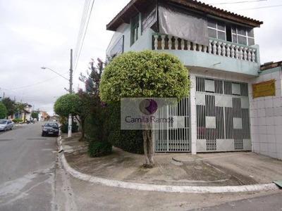 Sobrado Residencial À Venda, Cidade Boa Vista, Suzano. - So0140