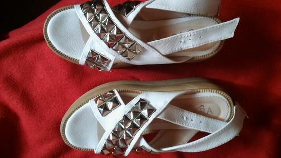 Zapatos, Sandalias Usadas