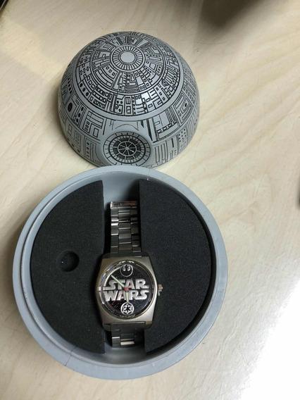 Relógio Star Wars Edicao De Colecionador 15000/2032