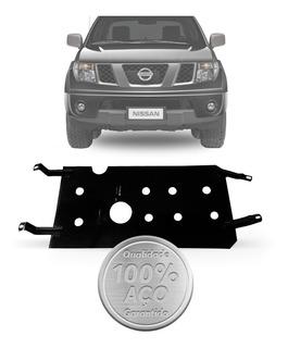 Peito De Aço Protetor Carter Nissan Frontier 2008 A 2016