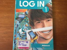 Livro Log In To English 1 - Frete Grátis