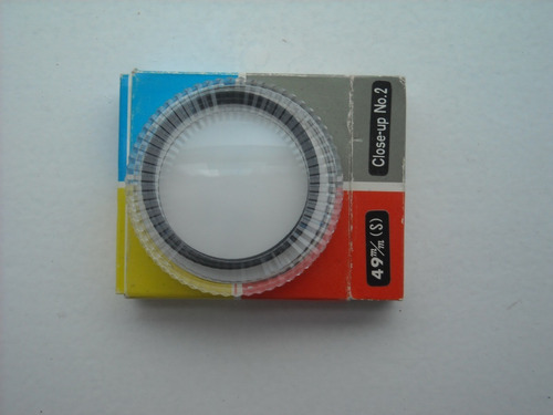 Focal Filter 49 Mm (s) Close Up No 2 Made In Japan