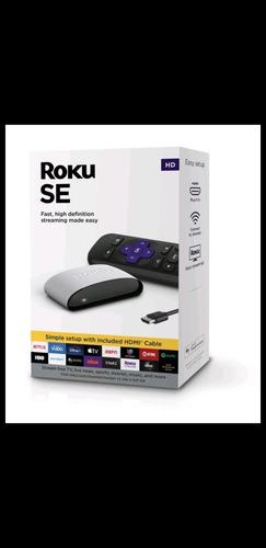 Roku Se Streaming Media +cable Hdmi