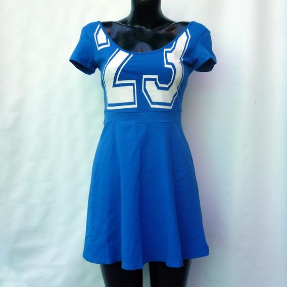Vestido Deportivo Azul Envío Gratis