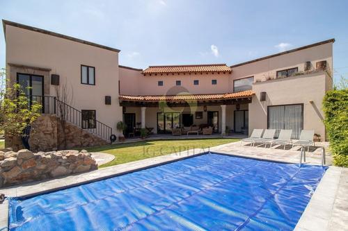 Imagen 1 de 27 de Casa Residencial En San Miguel De Allende