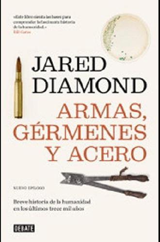 Armas, Gérmenes Y Acero Tapadura