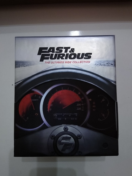 Fast & Furious The Ultimate Ride Collection Blu-ray