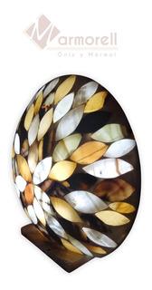 Nuevo Diseño. Lampara De Onix 40 Cm, Iluminación, Decoración