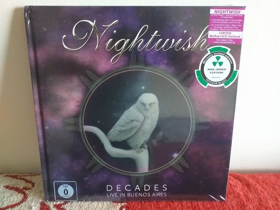 Nightwish: Live In Buenos Aires Earbook Mail Order