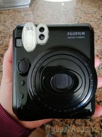 Câmera Fujifilm Instax Mini 50s Piano Black