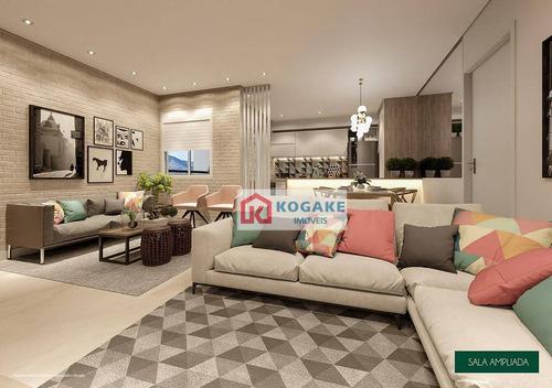 Apartamento Com 2 Dormitórios À Venda, 65 M² Por R$ 374.387,15 - Parque Industrial - São José Dos Campos/sp - Ap7315