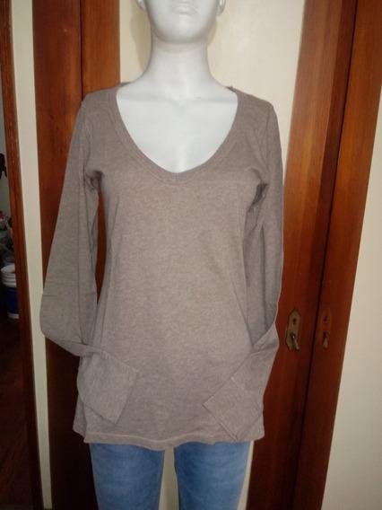 Camiseta Manga Larga Mujer Talle 3