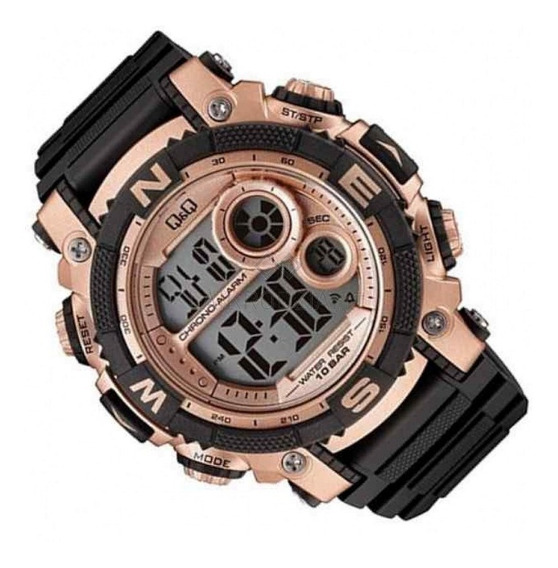 Relogio Q&q By Citizen Qq M133j005y Masculino Digital Origin