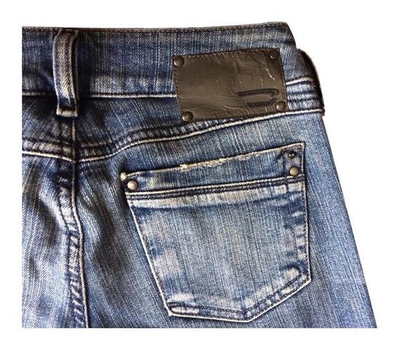 Diesel Calça Jeans Feminina 34 Importada Original Única Azul