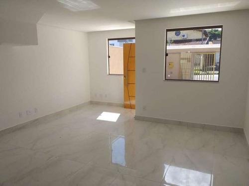 Imagem 1 de 15 de Casa Duplex À Venda, 3 Quartos, 1 Suíte, 4 Vagas, Itapoã - Belo Horizonte/mg - 1492