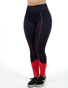Kit 6 Calças Legging Academia Feminina Roupa Fitness 9888