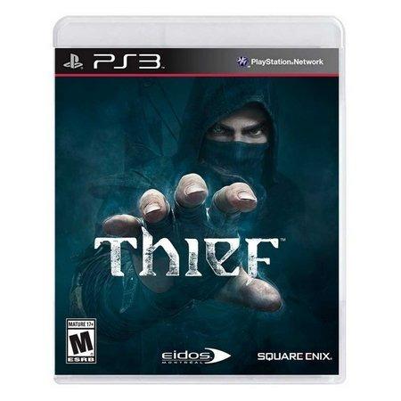 Thief Ps3 Semi-novo Mídia Física Playstation 3