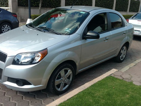 Chevrolet Aveo 1.6 Lt At Sedán 2016 $138,000