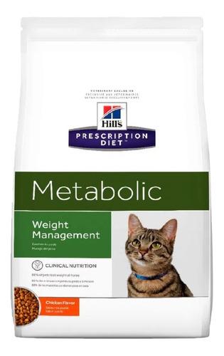 Alimento Hills Metabolic Control De Peso Gato 1.8kg
