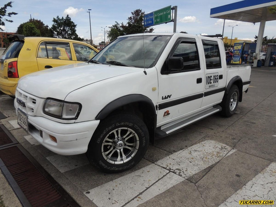 Chevrolet Luv Tfr Doblecabina 2.5