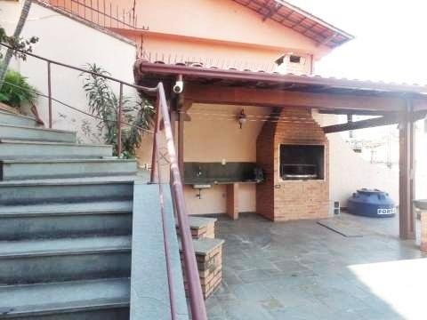 Casa 3 Quartos No Bairro Sagrada Família - 2821