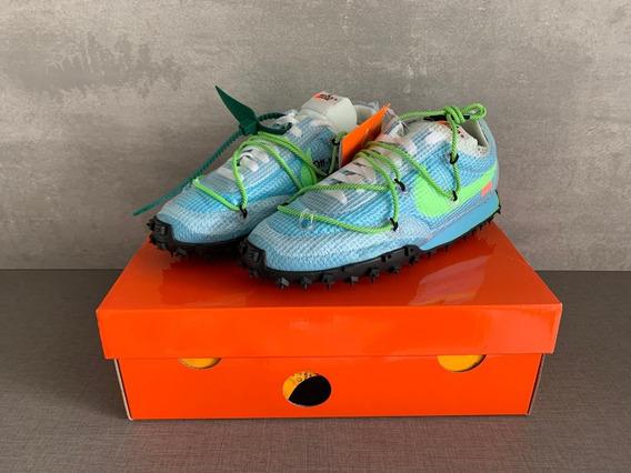 Tênis Nike Off White Waffle Runner