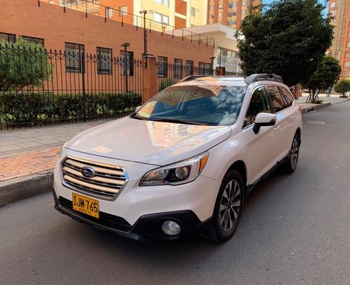 Subaru Outback 3.6r Limited 2015