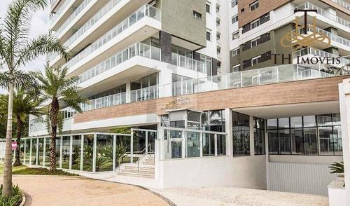 Amores Da Brava - Apartamento Com 3 Dormitórios (sendo 1 Suíte), 2 Vagas Privativas De Garagem, Sem Mobília - Praia Brava, Itajaí/sc - R$ 1.400.000,00 - Ap0882