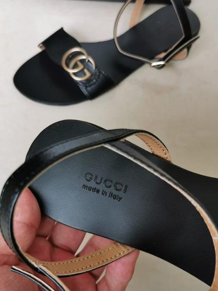 Sandalias Chanclas Waraches Gucci Versace Mujer Envio Grati