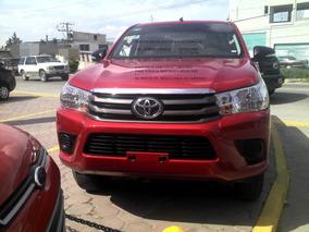 Toyota Hilux 2.7 Cabina Doble Base 2017 Manual Eng **$63,600