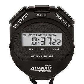 4d6f73865 Marathon Adanac 4000 Cronómetro Digital Con Pantalla Grande