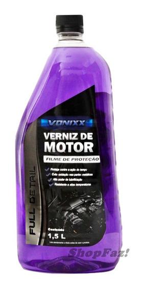 Verniz Automotivo Para Motor 1,5 Litros- Vonixx