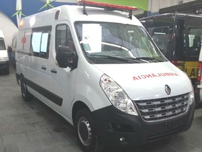 Renault Master Ambulancia Uti 2017/2018 L3h2